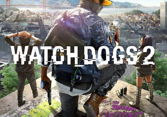 Watch Dogs 2 ASIA RU/KR/ZH