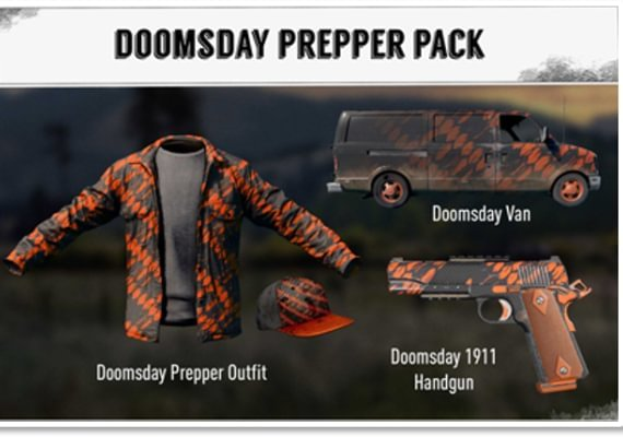 Far Cry 5: Doomsday Prepper and Chaos Pack
