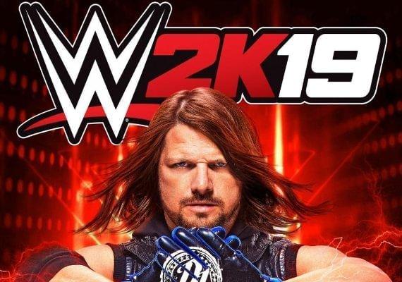 WWE 2K19 EU