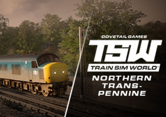 Train Sim World: Northern Trans-Pennine: Manchester - Leeds Route Add-On