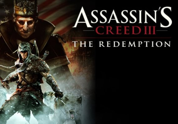 Assassin's Creed 3 - The Tyranny of King Washington: The Redemption