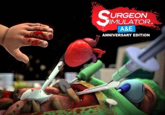 Surgeon Simulator - A&E Anniversary Edition