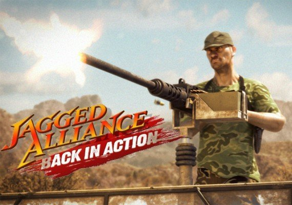 Jagged Alliance: Back in Action EU
