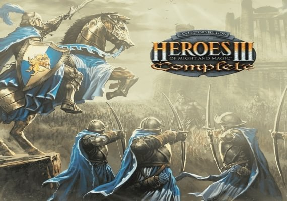 Heroes of Might & Magic 3 - Complete
