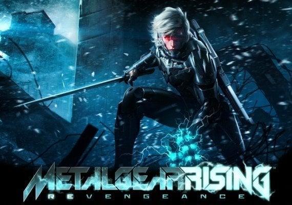 Metal Gear Rising: Revengeance EU