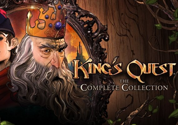 King's Quest - The Complete Collection