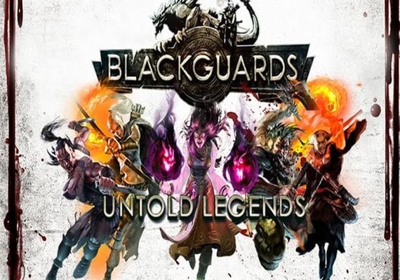 Blackguards: Untold Legends