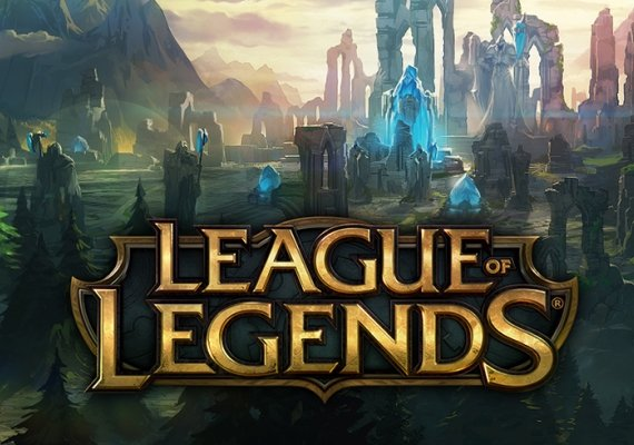 League of Legends 10 EUR EU