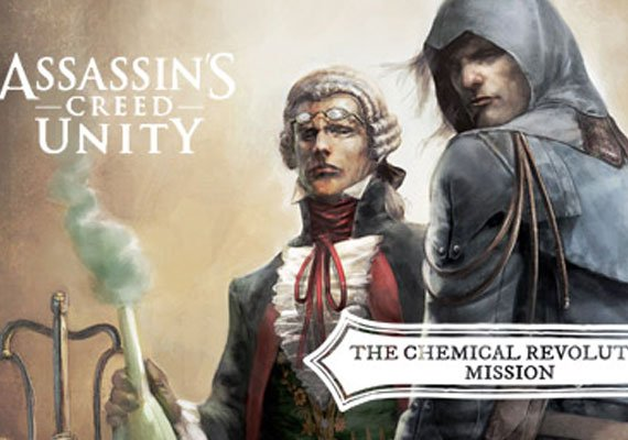 Assassin's Creed: Unity Chemical Revolution
