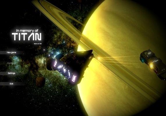 In memory of Titan