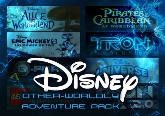 Disney Other - Worldly Adventure Pack
