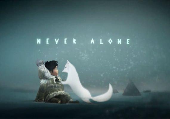 Never Alone - Kisima Ingitchuna