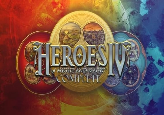 Heroes of Might & Magic 4 - Complete