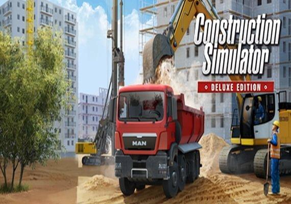 Construction Simulator 2015 - Deluxe Edition
