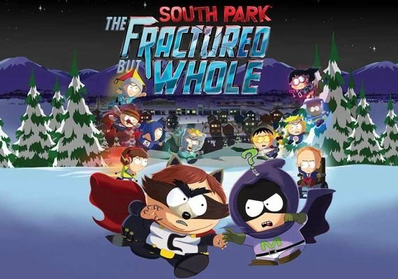 South Park: The Fractured But Whole EMEA