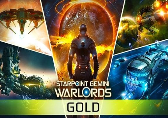 Starpoint Gemini - Warlords Gold Pack