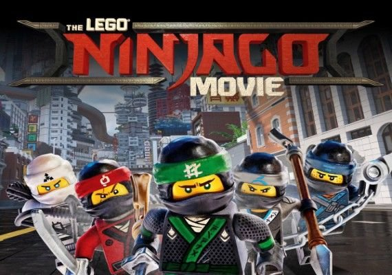 LEGO: Ninjago Movie EU