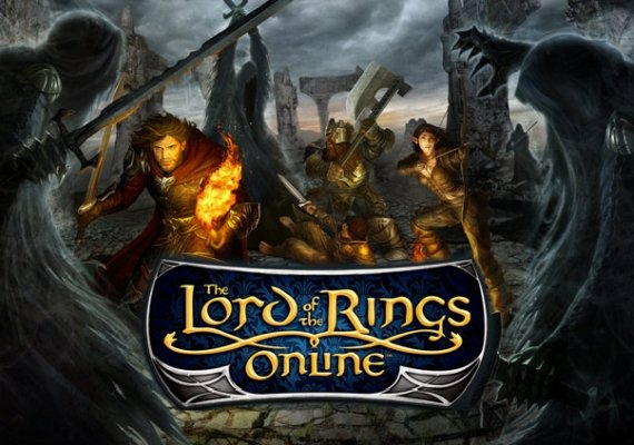 Lord of the Rings Online: 60 days VIP time card