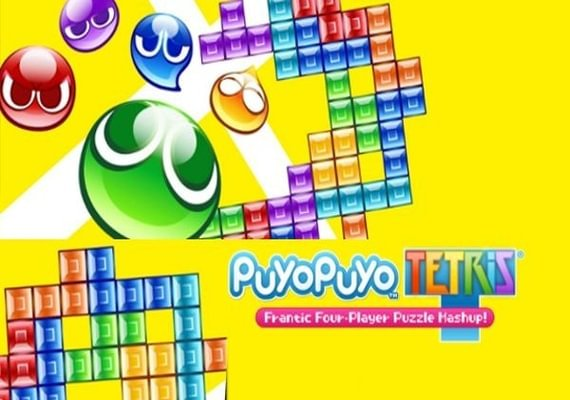 Puyo Puyo Tetris EU