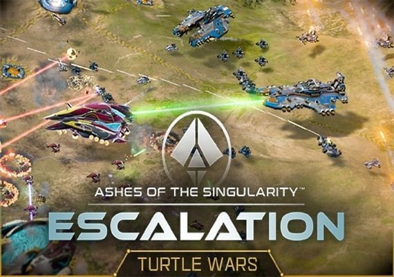 Ashes of the Singularity: Escalation - Turtle Wars