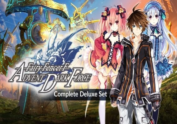 Fairy Fencer F: Advent Dark Force - Complete Deluxe Set