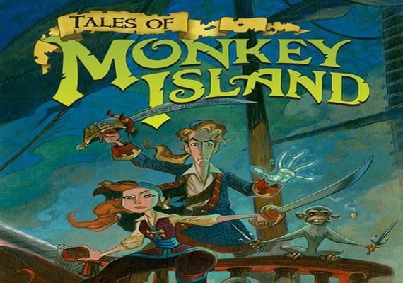 Tales of Monkey Island - Complete Pack