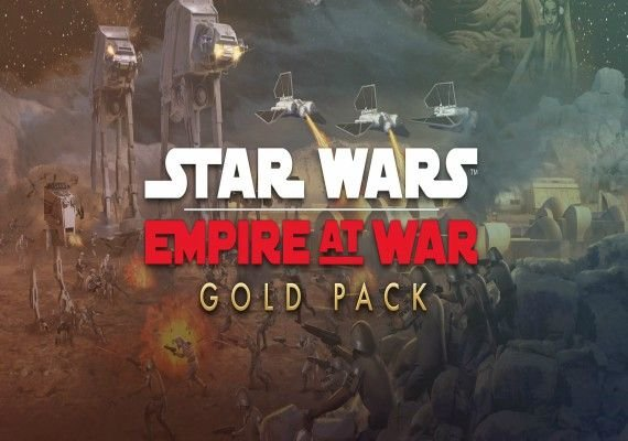 Star Wars: Empire At War - Gold Pack EMEA