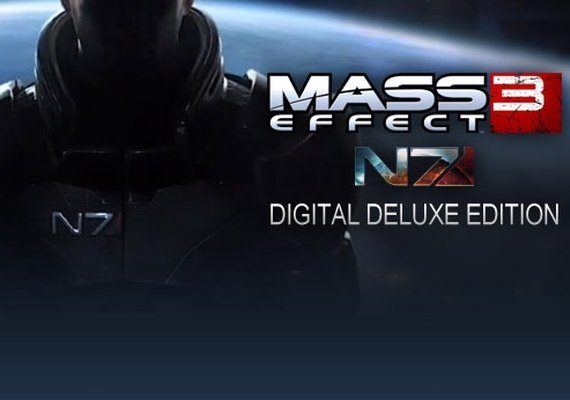 Mass Effect 3 - Digital Deluxe Edition