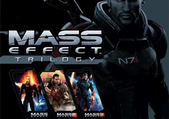 Mass Effect - Trilogy