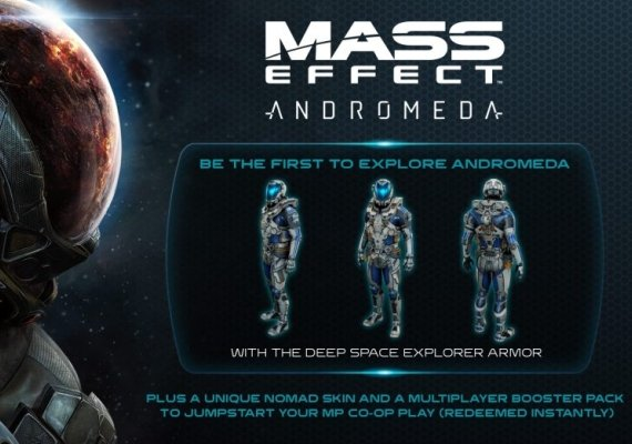 Mass Effect: Andromeda - Deep Space Pack