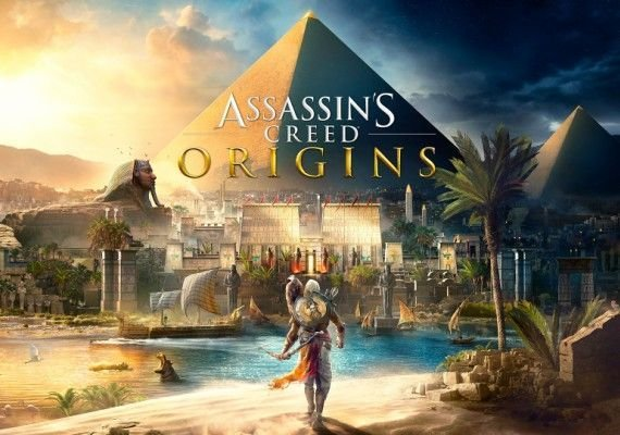 Assassin's Creed: Origins EMEA
