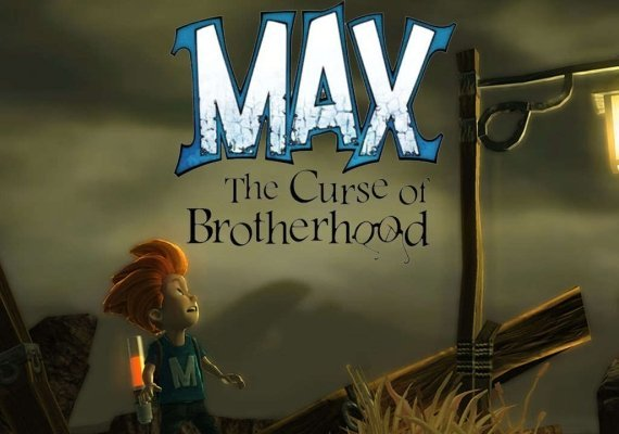 Max: The Curse of Brotherhood Xbox 360