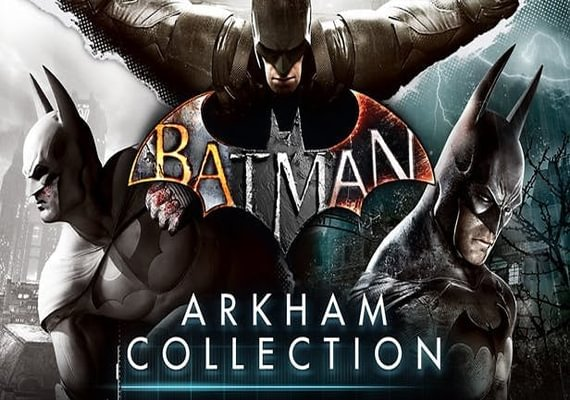 Batman - Arkham Collection EU