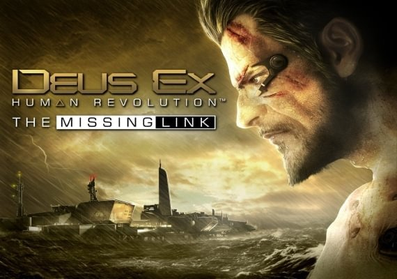 Deus Ex: Human Revolution - The Missing Link EU