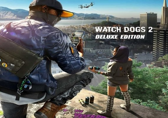 Watch Dogs 2 - Deluxe Edition EU