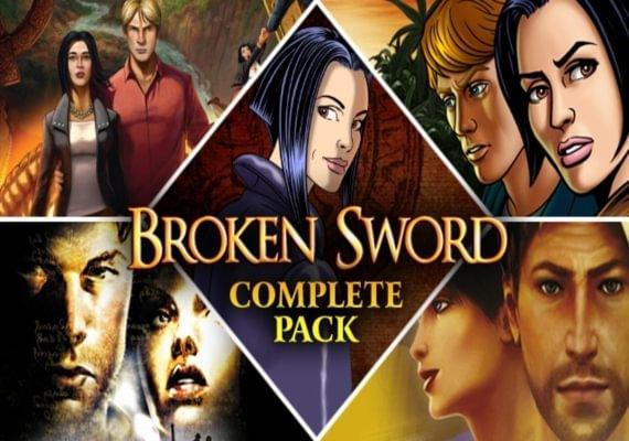 Broken Sword - Complete Package