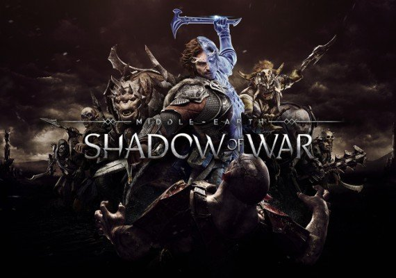 Middle-earth: Shadow of War - Day One Edition