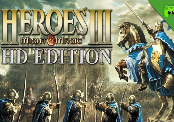 Might and Magic: Heroes III - HD Edition
