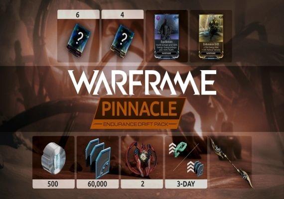 Warframe - Endurance Drift Pinnacle Pack