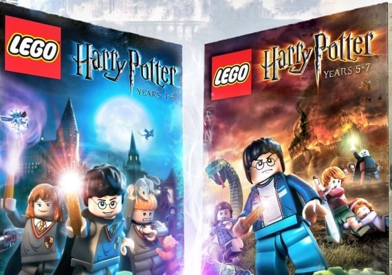 LEGO: Harry Potter Years 1-7
