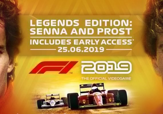 F1 2019 - Legends Edition EU