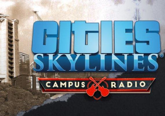 Cities: Skylines - Campus Radio
