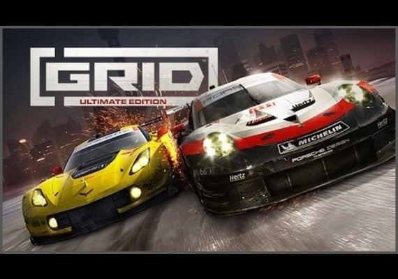 GRID Ultimate Edition EU PRE-PURCHASE