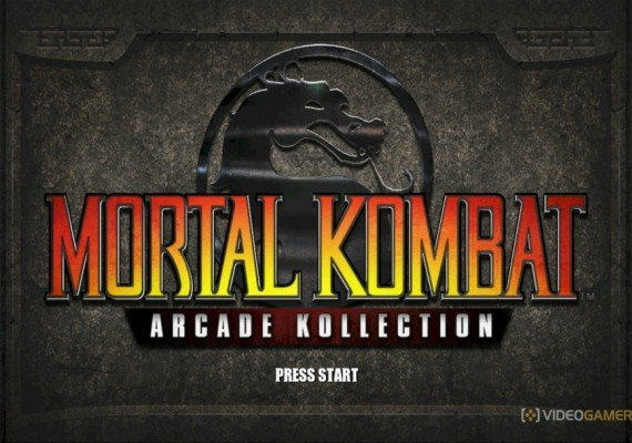 Mortal Kombat - Arcade Kollection