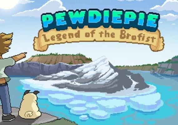 PewDiePie: Legend of the Brofist