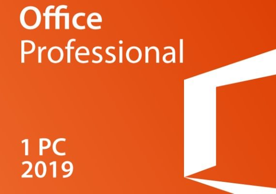 Microsoft Office Professional 2019 Unlimited 1 Dev