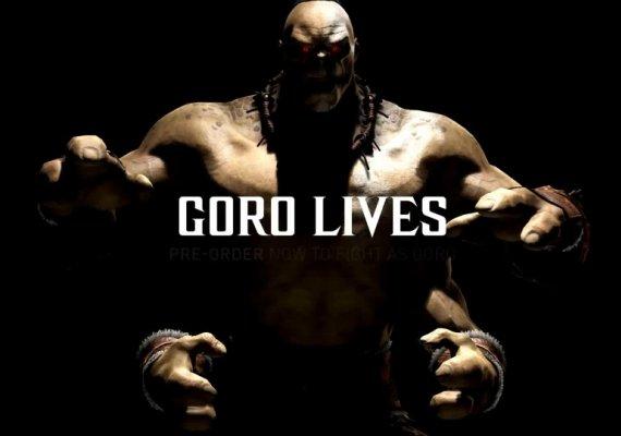 Mortal Kombat X + Goro DLC