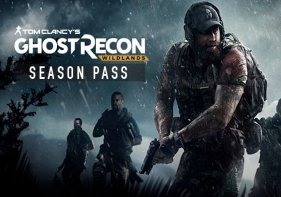 Tom Clancy's Ghost Recon: Wildlands - Season Pass EMEA Activation Link