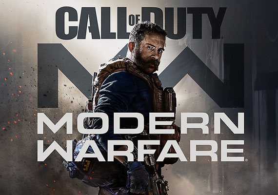 Call of Duty: Modern Warfare EU