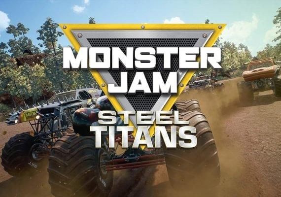 Monster Jam Steel Titans EU